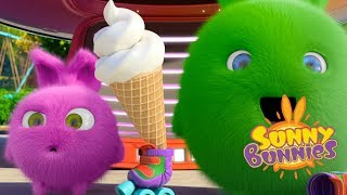 Cartoons for Children | SUNNY BUNNIES BIG BOO AND HOPPER TRADE PLACES | Funny Cartoons For Children