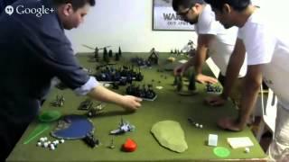 Kule Sakinleri Warhammer Turnuvası Tur 2