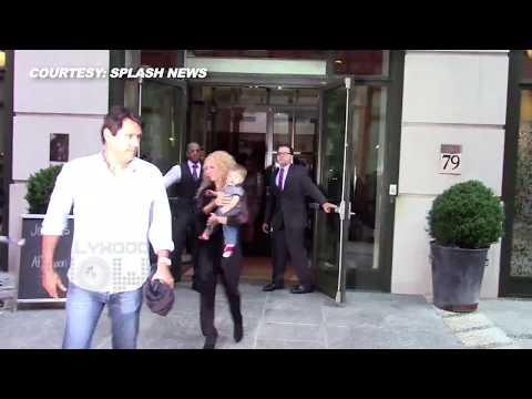 Xxx Mp4 VIDEO Shakira With ADORABLE Baby Boy Sasha Piqué Mebarak 3gp Sex