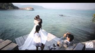 g-rise  S+R Pre-Wedding [BTS]
