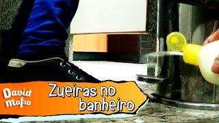 PEGADINHA: G#ZANDO NO PÉ