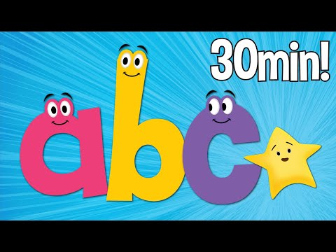 ABC Songs Phonics Songs Lowercase Super Simple ABCs
