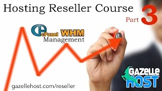 Generating a self-signed SSL certificate in WHM - Hosting Reseller Course - gazellehost.com/reseller