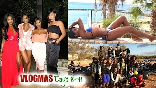 A BRAND TRIP FINALLY FOR WOC??? CYPRUS WITH ORS | VLOGMAS DAY 8-11