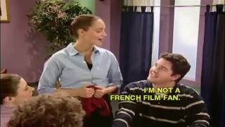 Learning English through Short Funny Film Tape 2  'In the coffee shop'
