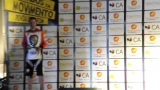 Pódio Veterano B (master 40) - 1ª Grande Prova de Laundos 2013
