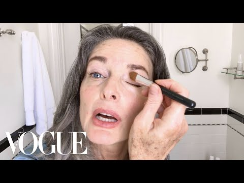 Xxx Mp4 Watch This 1980s Supermodel's Spectacular Age Defying Beauty Routine Beauty Secrets Vogue 3gp Sex