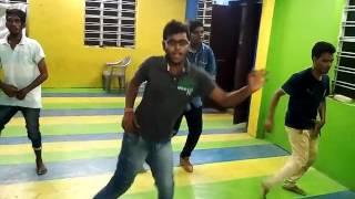 SAITEJA DANCE FOR SARINODU SONG