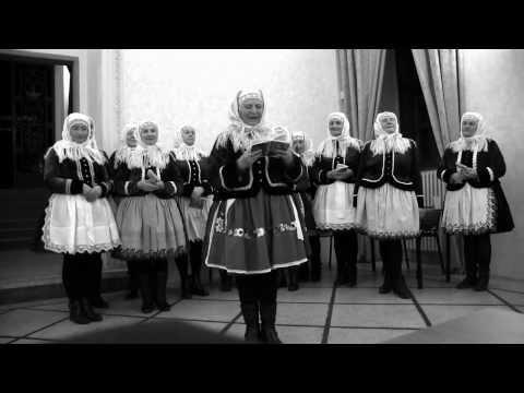 PRAHA Vystoupení kyjovsk� ch Tetek a zpěváků z Horňácka s muzikou J.Petrů M.Hrbáče M.Minkse 1.