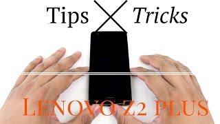 Hindi | Lenovo Z2 Plus Tips & Tricks Review | Sharmaji Technical