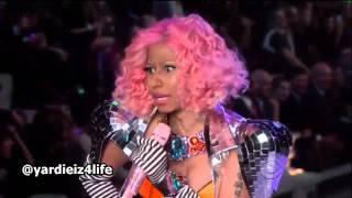 Nicki Minaj - Super Bass (Victoria's Secret Show 2011)(720p)
