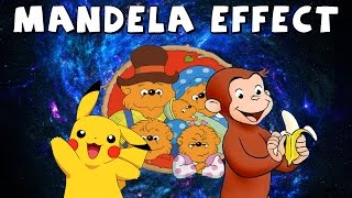 The CRAZY Mandela Effect in Cartoons (We