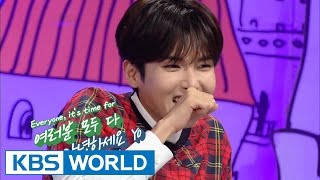 Hello Counselor - Heechul, Kang In, Shin Dong, Ryeokwook of Super Junior (2014.10.06)