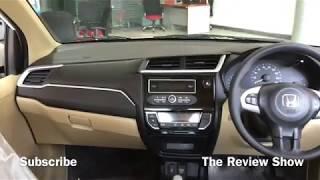Honda Amaze 2018 Review in Hindi ll Facelift ll Value for Money Model