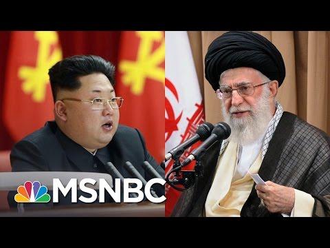 Uncertainty Of Era Of Strategic Patience With North Korea Iran Morning Joe MSNBC