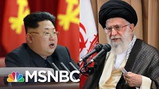 Uncertainty Of Era Of 'Strategic Patience' With North Korea, Iran | Morning Joe | MSNBC