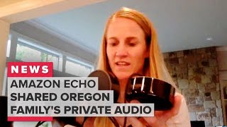 Amazon Echo shared Oregon family's private audio Amazon confirms (CNET News)