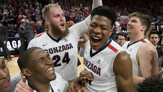 Mark Few Describes Support From Gonzaga Nation | CampusInsiders