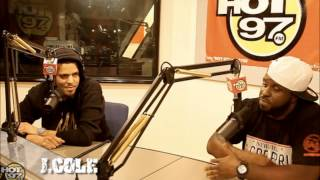 J. Cole - Funkmaster Flex Freestyle (FULL)
