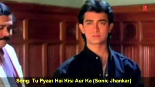 Tu Pyar Hai Kisi Aur Jhankar   Dil Hai Ke Manta Nahin   Babla Mehta & Anuradha Paudwal