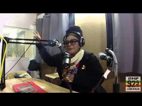 Queen Sheeba Live Listen My Soul @ Radio Mille Pattes (RMP) 2015 HD