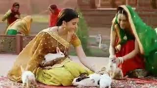 Best love scene in jodha akbar movie