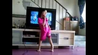 I Love You : Jom bersenam bersama syasya.. ;)