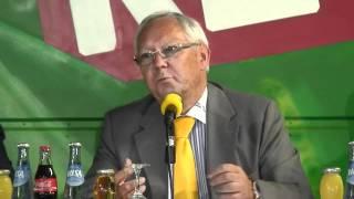 BVB PK - Heinz-Bert Zander zum REWE-Familienblock