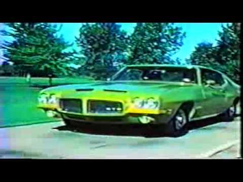 Classic Pontiac Commerical