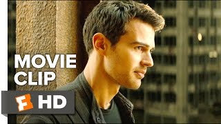 The Divergent Series: Allegiant Movie CLIP - Heights (2016) - Shailene Woodley, Theo James Movie HD