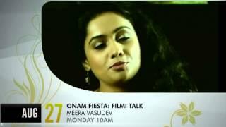 FILMI TALK - MEERA VASUDEV - Promo
