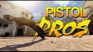 CS:GO - Pistol PROS! #33
