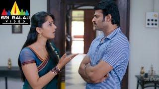 Mirchi Movie Anushka Enquiry about Prabhas Dream Girl | Prabhas, Anushka, Richa | Sri Balaji Video