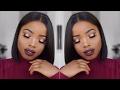 Download Video Download GRWM Makeup + Hair: GLOWY Monochromatic Makeup  Look & DIY BOB wig 3GP MP4 FLV