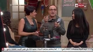 """4 شارع شريف - شريف مدكور يحكي قصة الفسفوسة """"أنا المذيع الوحيد في مصر اللي مبيحطش مكياج"""""""