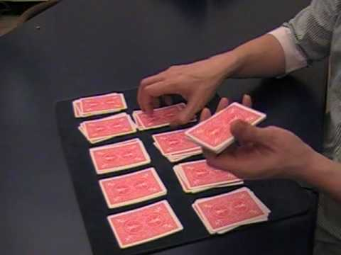十次切牌術 魔術館商品 樸克牌魔術