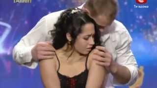 Amazing Couple Dance Performance Russian/ Ukraine Got Talent