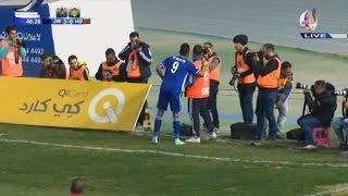 أهداف مباراة القوة الجوية 5-2 الحدود | الدوري العراقي الممتاز 2016/17 الجولة 19