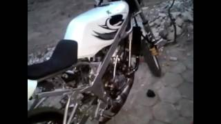 Knalpot Ninja SMR Racing Muffler Jogja