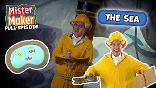 The Sea!   Mister Maker's Arty Party   ZeeKay Junior