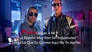 Guaya - Arcangel Ft. Daddy Yankee (Letra)