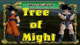 Dragonball Z Budokai Tenkaichi 2 - Story Mode - Tree of Might