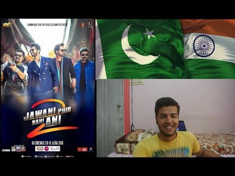 Xxx Mp4 Jawani Phir Nahi Ani 2 Trailer Reaction ARY Films India Reacts On Pakistani Movie 3gp Sex