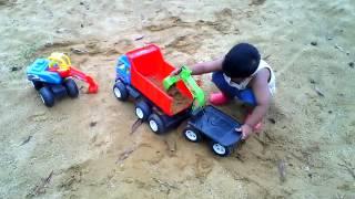 รถตักดิน(น้องกาย)
