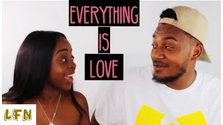 EVERYTHING IS LOVE   JAY-Z BEYONCE  (ALBUM REACTION)