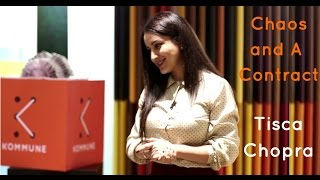 The Storytellers: Chaos and A Contract - Tisca Chopra