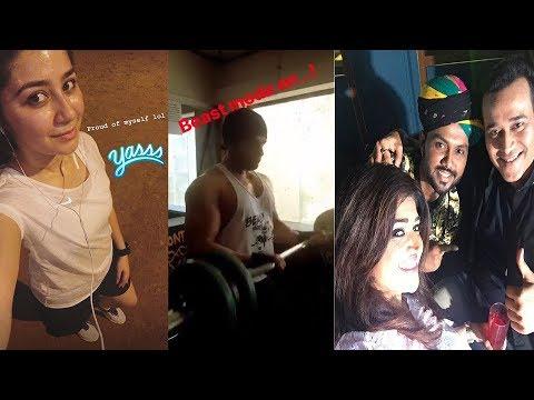 Xxx Mp4 Ye Hai Mohabbatein Actors Full Off Screen Masti Karan Patel Aditi Bhatia Anurag Sharma 3gp Sex