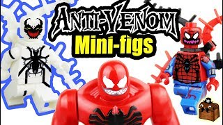 LEGO Spider-Man Custom Minifigures 2018
