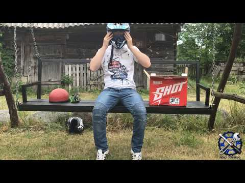 Xxx Mp4 Unboxing Kasku SHOT Furious Squad BLUE 2017 Gogle Na Luzaku 3gp Sex