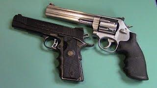 Gun Long Term Storage